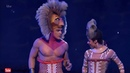 The Lion King Broadway LIVE London Palladium 2016 YouTube 720p