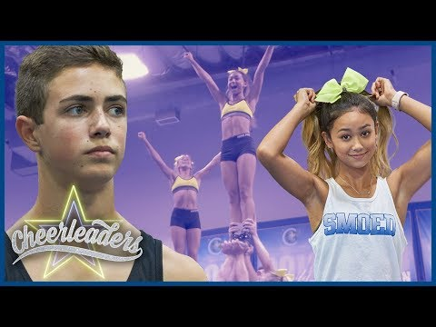 The Heat is On   Cheerleaders Season 6 Ep 11