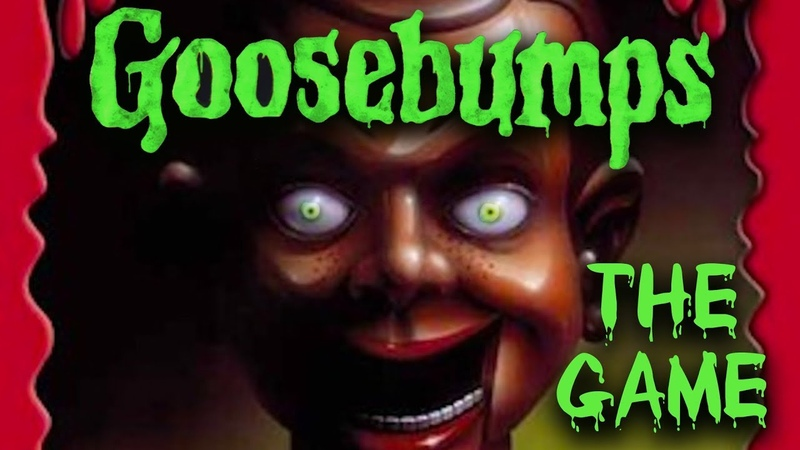 Goosebumps: The Point and Click Adventure Game