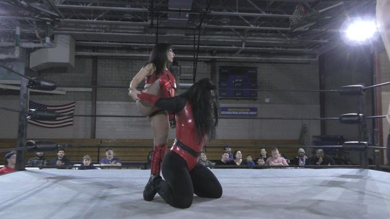 Nadi vs Natalia Markova (FTW Wrestling)
