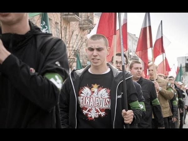 Украинцы у***** из Польши! - пикет польских националистов