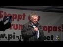 PEGIDA/AfD Dresden 16.04.2018 Ulrich Oehme AfD Spricht Klartext über seine Reise in Syrien