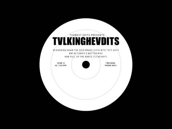 Talking Headits - Burning Down The Acid House (Late Nite Tuff Guy)