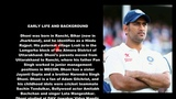 MS Dhoni Indian Cricketer Biography With Detail