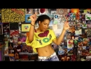 Aubrie V Word Up (Official Video) Cameo