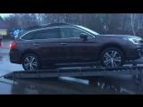 Демонстрация работы X-Mode на автомобиле SUBARU OUTBACK 2018MY