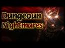 (18)Dungeoun Nightmares. САМАЯ УЖАСНАЯ НОЧЬ В ИГРЕ. КРИКИ ДО СЛЕЗ.!