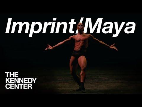 Desmond Richardson of Complexions Contemporary Ballet - Imprint/Maya