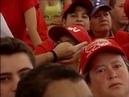 Chávez glorioso: Hagan conmigo lo que ustedes quieran, ustedes son los que me mandan