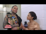 WWE PPV Backlash 06.05.2018 - Jeff Hardy on whether Randy Orton is as good has he used to be WWE Backlash Exclusive