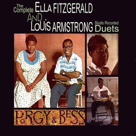 Ella Fitzgerald альбом The Complete Studio Recorded Duets (Remastered)