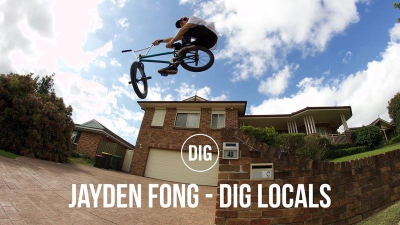 JAYDEN FONG - DIG BMX 'LOCALS'