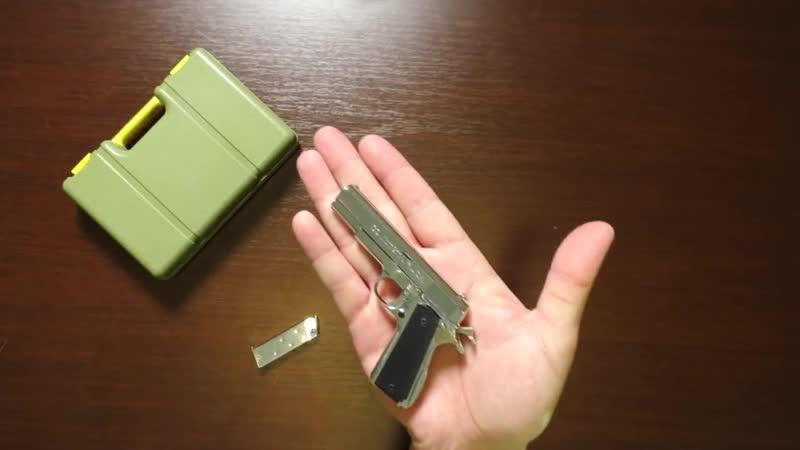 Мини модельки пистолетов от Blackcat Airsoft