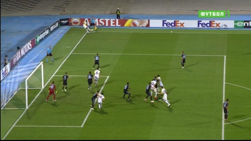 Динамо Загреб 4 : 1 Фенербахче ОБЗОР 1:0 – Шуньич (16) 2:0 – Хайрович (27) 2:1 – Нойштедтер (47) 3:1 – Хайрович (57) 4:1 – Оль