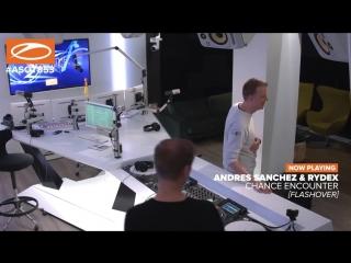 Andres sanchez  rydex - chance encounter @ asot853 (promodj.com)