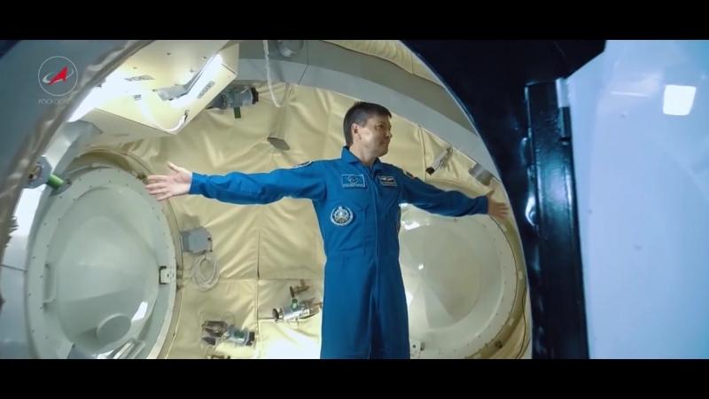 Дорога на космодром_ космонавт Олег Кононенко_The way to the cosmodrome_ cosmona
