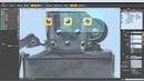 Luxology Modo Modeling a Zippo Lighter Part 1