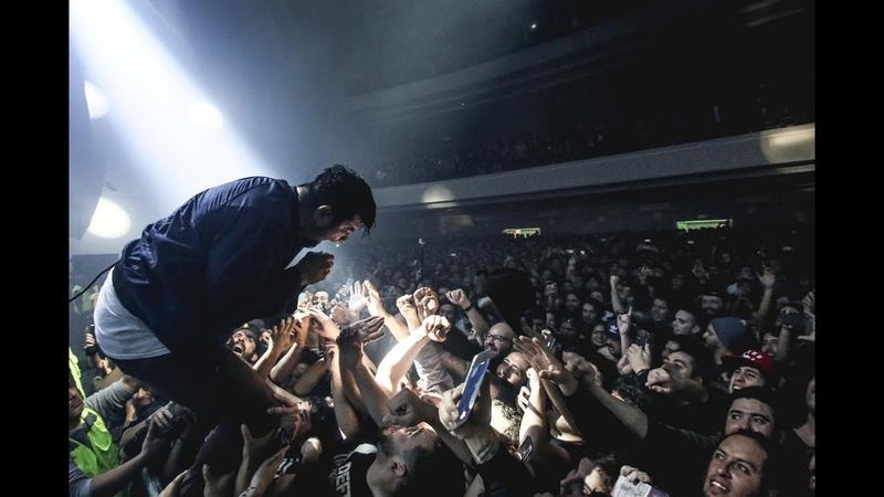Deftones - Swerve City (En Vivo Chile, 28 May 2018) [ProShot HD]