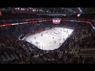 Хоккей Кубок Первого канала Россия - Канада