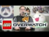 LEGO Overwatch Tracer Minifigure Revealed!