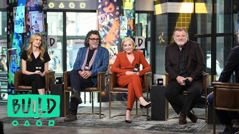 Mr. Mercedes Season 2 - Brendan Gleeson, Holland Taylor, Justine Lupe Jack Bender Talk