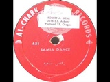 SAMIA DANCE Vintage Bellydance Music - Arabic