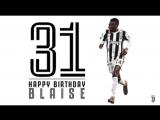 С днем рождения, Блез!