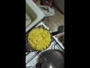 [Внс 29] Как я жарю картошку на ужин у себя на кухне, мой супер способ жарки кар