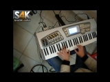 Alesis Fusion HD6 workstation synth - Jamming