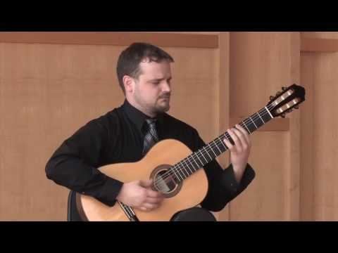 Matt Palmer plays Un tiempo fue Italica famosa - Joaquin Rodrigo