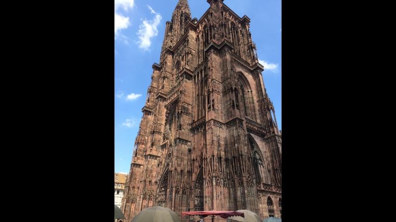 Страсбург-Собор Нотр Дам