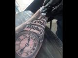 Друзья моя первая татуировка, как вам?)