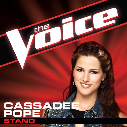 Cassadee Pope альбом Stand (The Voice Performance)
