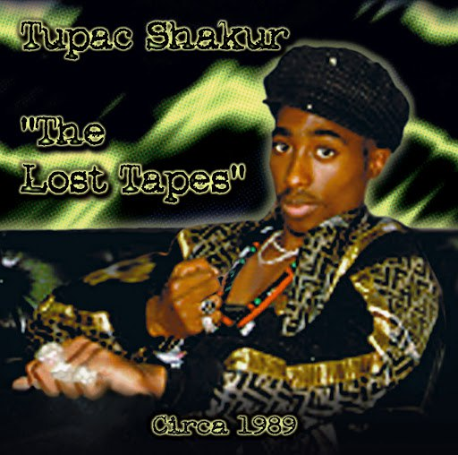 2Pac альбом The Lost Tapes