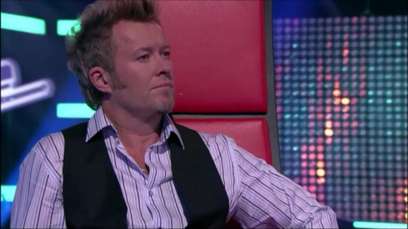 The Voice Norge 2012 - Inge Andreas Jacobsen (23) - Blind Audition - Get to you