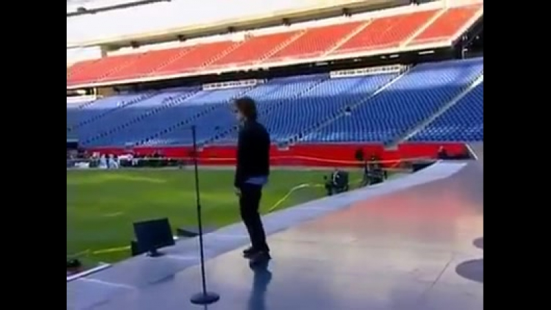 ROLLING STONES - WORRIED ABOUT YOU (rehearsal) (1)