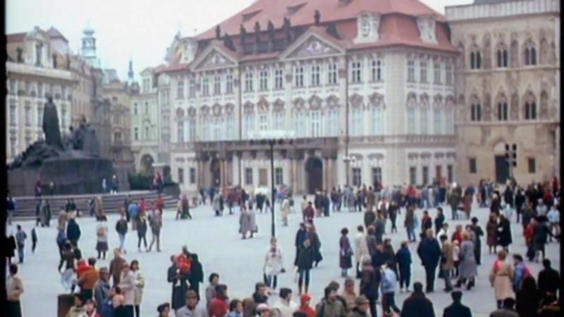INXS - Never Tear Us Apart (1987) Прага до распада Советского Союза