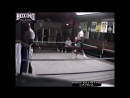Mike Tyson vs James Broad and Oscar Holman. Sparring 21.05.1987