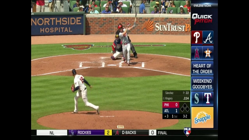 MLB Quick Pitch 24.09.2018