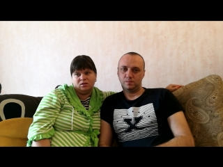 отзыв от Светланы и Владимира