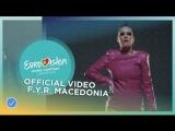 Eye Cue - Lost And Found [F.Y.R. Macedonia / Македония] (Eurovision 2018)