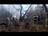 В Хабаровске разбился вертолет Ми-8, шесть человек погибли