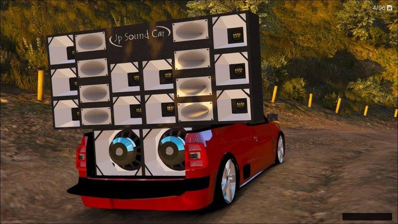 Dodô Pressão - Novinha Pode Pá VW Saveiro G6 Paredão GTA V