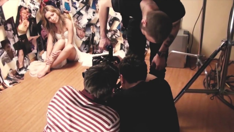 Backstage клип певицы LASKAVA «Художниця».