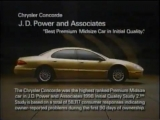 Chrysler Concorde LX LXI Commercial (1999).mp4