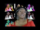 Liz Mitchell Of Boney M. Video-Greeting For Disco80 Community (27 April 2018)