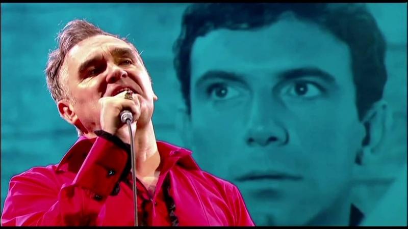 Morrisey -The Charming Man (Live)