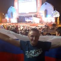 Анкета Андрей Великанов