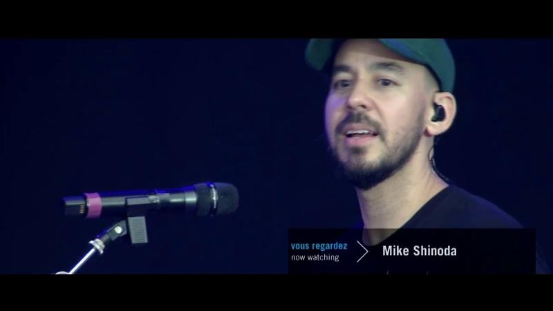 Mike Shinoda - In The End (Rock en Seine 2018) HD
