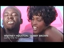 RARE! Behind The Scenes Something In Common Whitney Houston Bobby Brown
